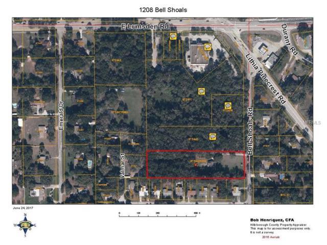1208 Bell Shoals Road, Brandon, FL 33511 (MLS #T2889525) :: Griffin Group