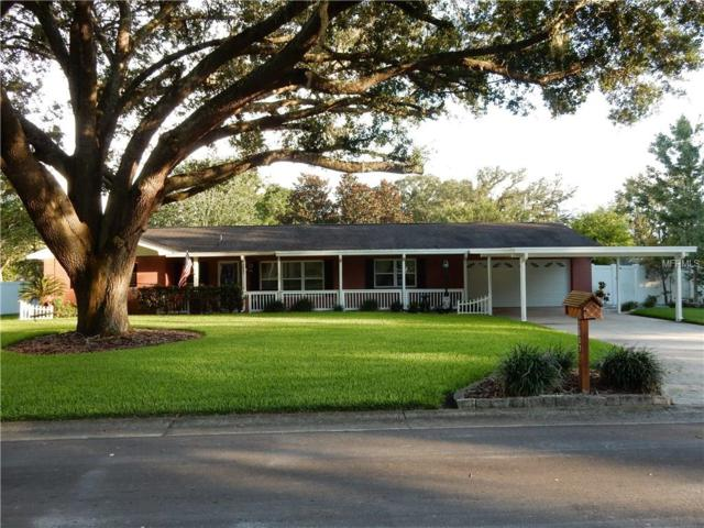 2807 Springdell Circle, Valrico, FL 33596 (MLS #T2889584) :: Griffin Group