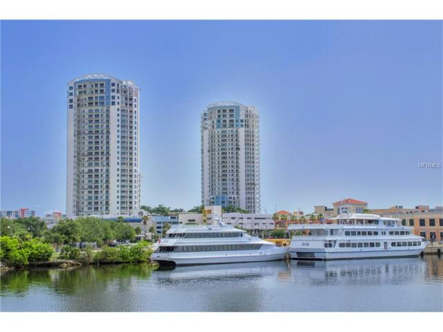 1209 E Cumberland Avenue #1601, Tampa, FL 33602 (MLS #T2889735) :: The Duncan Duo & Associates