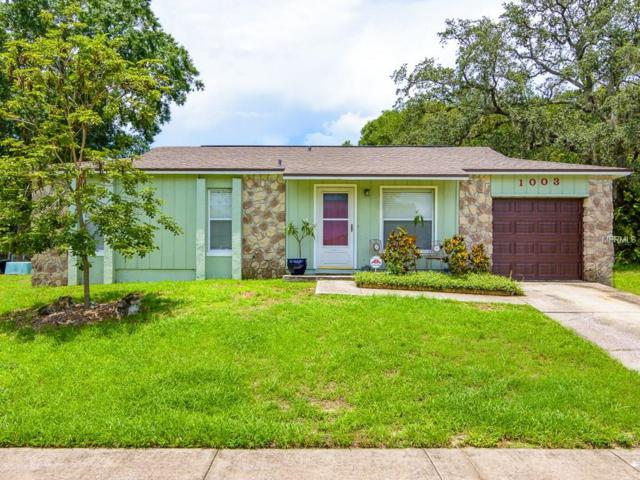 1003 Tiburon Drive, Seffner, FL 33584 (MLS #T2889836) :: Arruda Family Real Estate Team