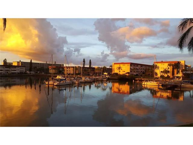 5925 Shore Boulevard S #205, Gulfport, FL 33707 (MLS #T2889871) :: Baird Realty Group
