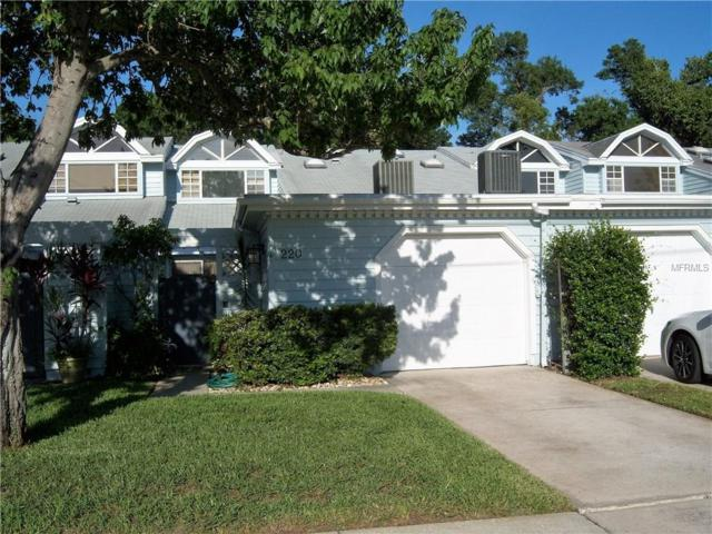 220 S Lincoln Avenue, Tampa, FL 33609 (MLS #T2890139) :: The Duncan Duo & Associates