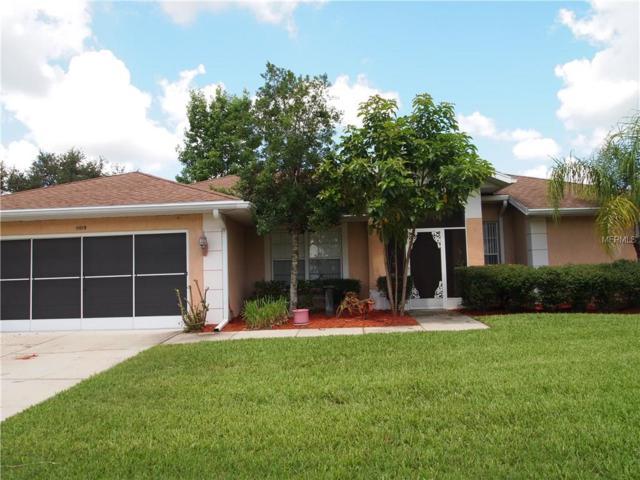 11019 Twosome Drive, San Antonio, FL 33576 (MLS #T2890320) :: Delgado Home Team at Keller Williams