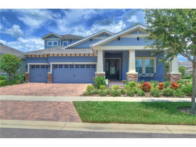 6018 Caldera Ridge Drive, Lithia, FL 33547 (MLS #T2890331) :: The Duncan Duo & Associates