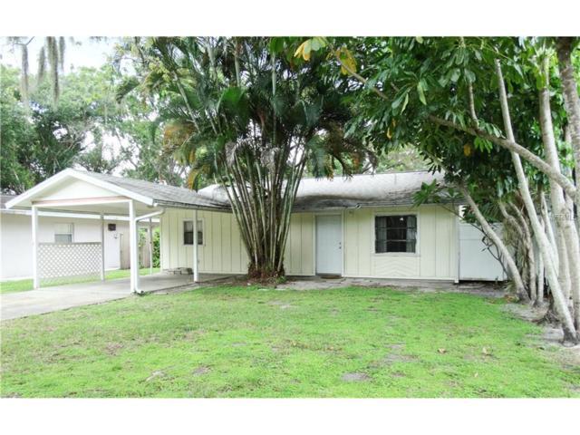 5415 Dorsay Street, Sarasota, FL 34232 (MLS #T2890372) :: Medway Realty