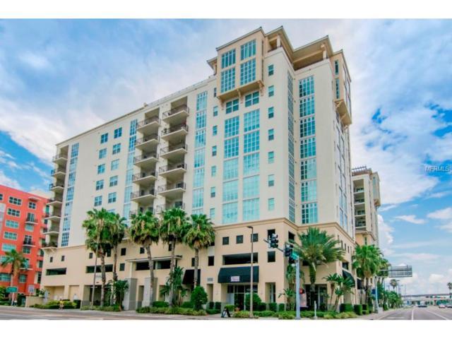 1227 E Madison Street #506, Tampa, FL 33602 (MLS #T2891326) :: The Duncan Duo & Associates
