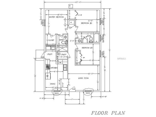 4410 N 37TH Street, Tampa, FL 33610 (MLS #T2891452) :: Arruda Family Real Estate Team