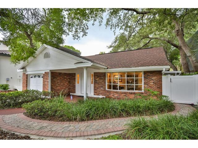 5024 W Dickens Avenue, Tampa, FL 33629 (MLS #T2893215) :: The Duncan Duo & Associates