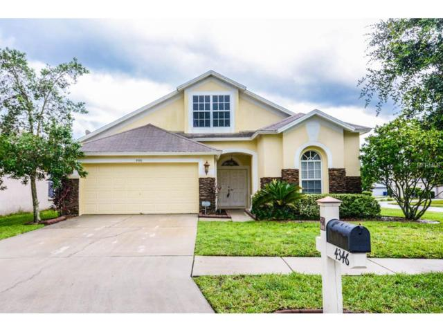 4346 Havelocke Drive, Land O Lakes, FL 34638 (MLS #T2893347) :: Cartwright Realty