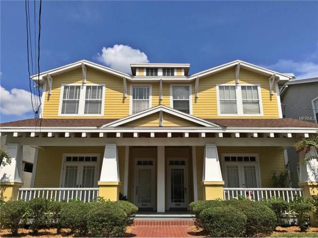 814 S Rome Avenue, Tampa, FL 33606 (MLS #T2893785) :: The Duncan Duo & Associates