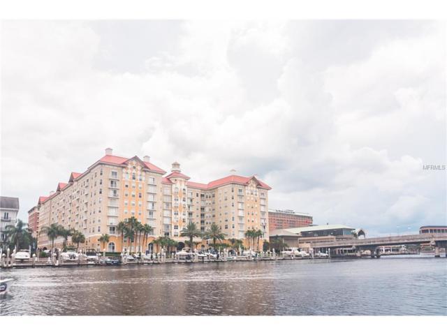700 S Harbour Island Boulevard #124, Tampa, FL 33602 (MLS #T2894945) :: The Duncan Duo & Associates