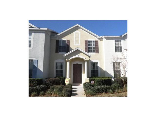 1143 Baronscourt Drive, Wesley Chapel, FL 33543 (MLS #T2894979) :: Team Bohannon Keller Williams, Tampa Properties