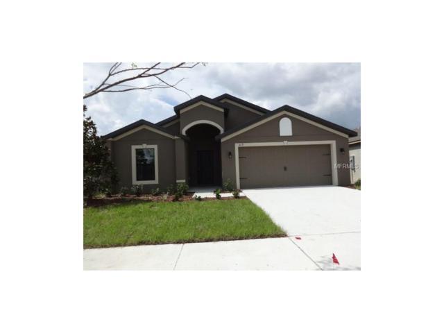 619 Chatham Walk Drive, Ruskin, FL 33570 (MLS #T2895240) :: Team Bohannon Keller Williams, Tampa Properties