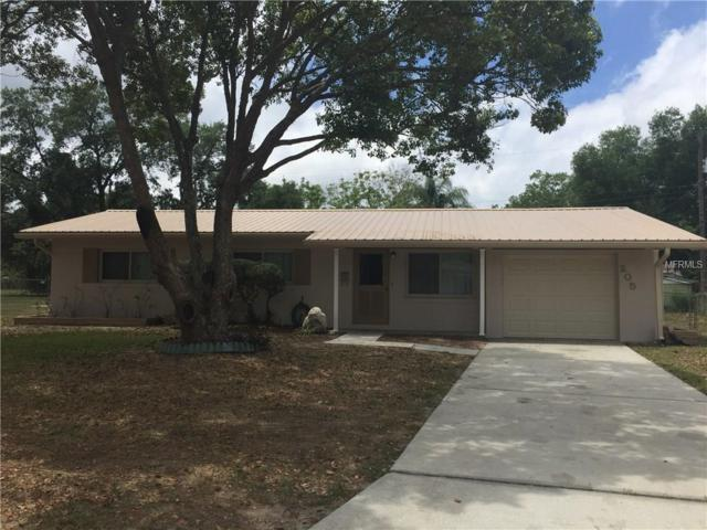 205 Cranberry Lane, Brandon, FL 33510 (MLS #T2895280) :: Team Bohannon Keller Williams, Tampa Properties