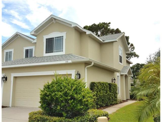 442 Harbor Ridge Drive, Palm Harbor, FL 34683 (MLS #T2895371) :: Delgado Home Team at Keller Williams