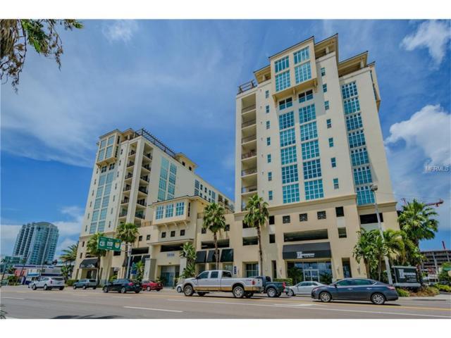1227 E Madison Street #503, Tampa, FL 33602 (MLS #T2895385) :: The Duncan Duo & Associates