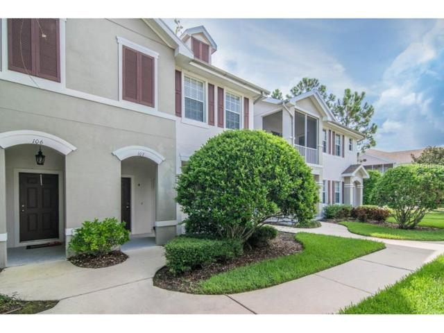 9420 Georgian Park Lane #107, Tampa, FL 33626 (MLS #T2895443) :: Team Bohannon Keller Williams, Tampa Properties