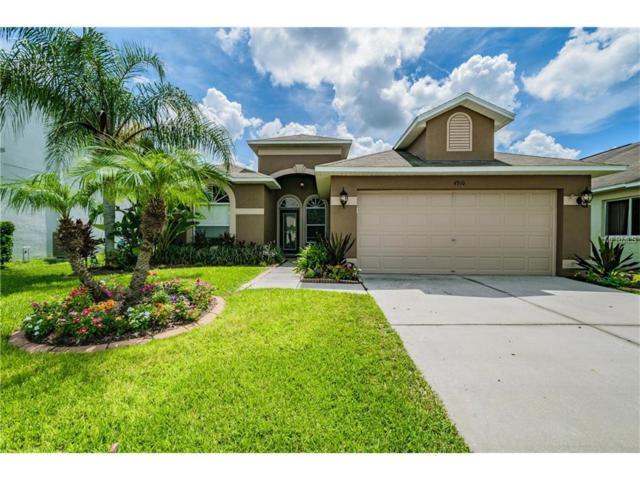 4910 Trinidad Drive, Land O Lakes, FL 34639 (MLS #T2895627) :: Delgado Home Team at Keller Williams