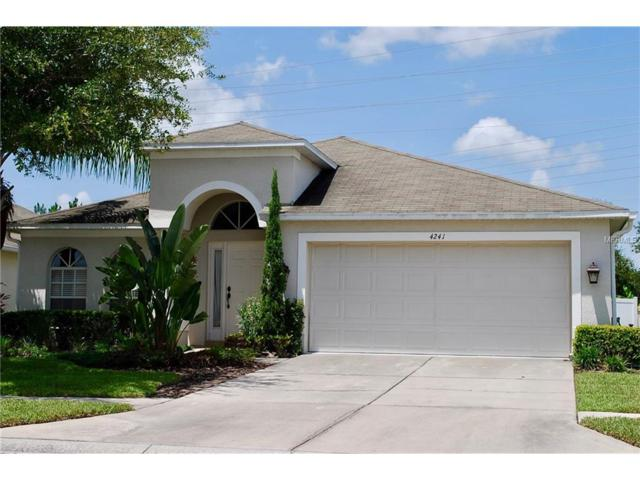 4241 Balmoral Court, Wesley Chapel, FL 33543 (MLS #T2895640) :: Team Bohannon Keller Williams, Tampa Properties