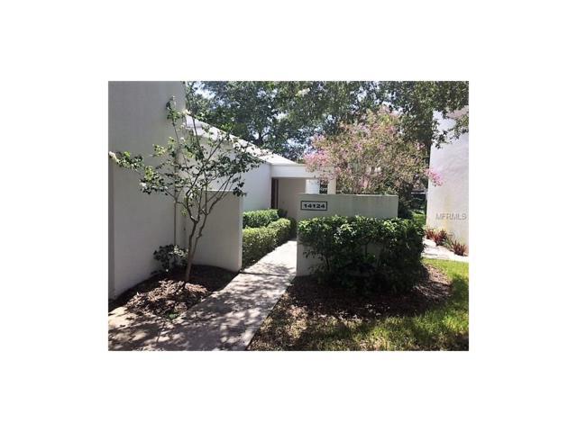 14124 Cypress Run #14124, Tampa, FL 33618 (MLS #T2895773) :: The Duncan Duo & Associates