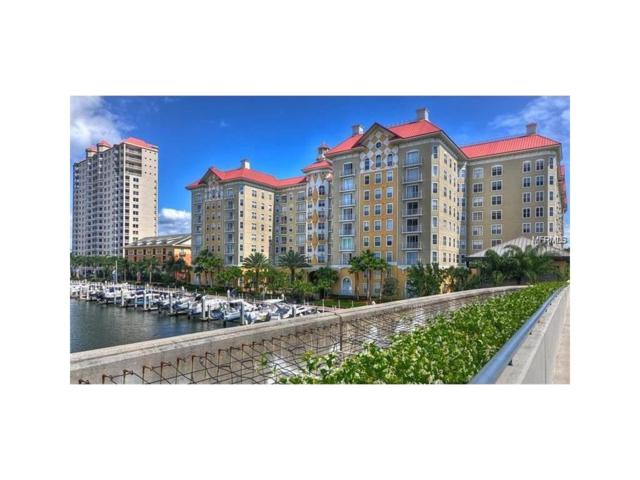 700 S Harbour Island Boulevard #307, Tampa, FL 33602 (MLS #T2896038) :: The Duncan Duo & Associates