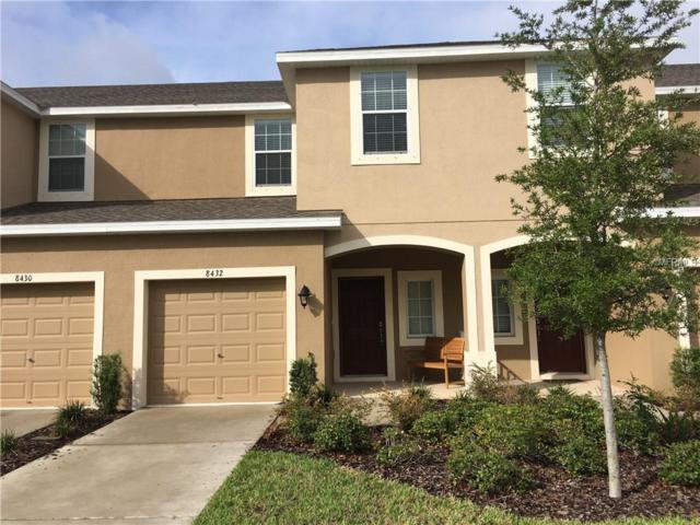 8432 Painted Turtle Way, Riverview, FL 33578 (MLS #T2896506) :: The Duncan Duo & Associates