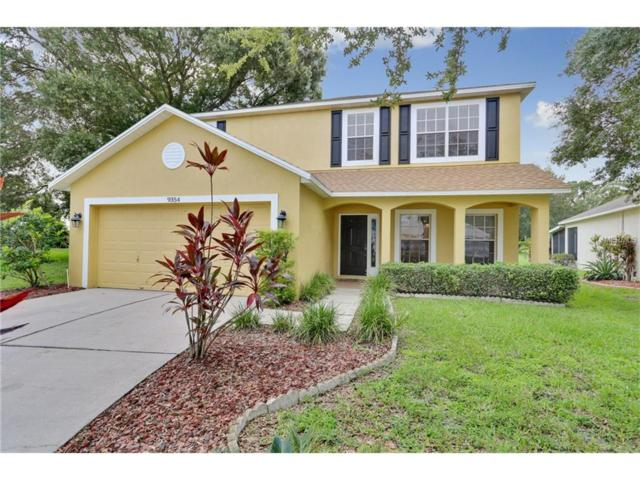 9354 Hidden Water Circle, Riverview, FL 33578 (MLS #T2896876) :: The Duncan Duo & Associates