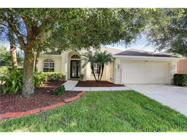27540 Kirkwood Circle, Wesley Chapel, FL 33544 (MLS #T2897526) :: The Duncan Duo & Associates