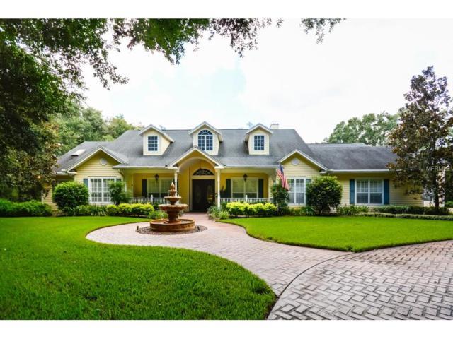 930 Lake Charles Circle, Lutz, FL 33548 (MLS #T2897531) :: The Duncan Duo & Associates