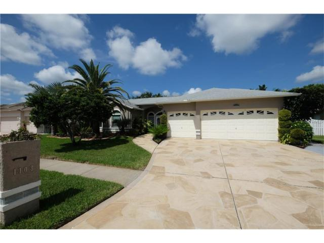 1108 Fox Chapel Drive, Lutz, FL 33549 (MLS #T2897929) :: The Duncan Duo & Associates