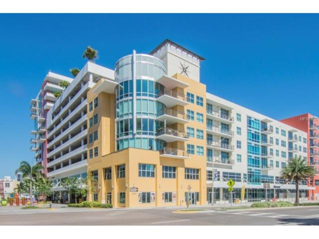 1120 E Kennedy Boulevard 517W, Tampa, FL 33602 (MLS #T2898067) :: The Duncan Duo & Associates