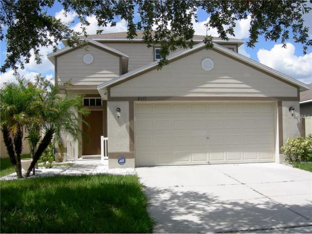 8571 Deer Chase Drive, Riverview, FL 33578 (MLS #T2898921) :: The Duncan Duo & Associates
