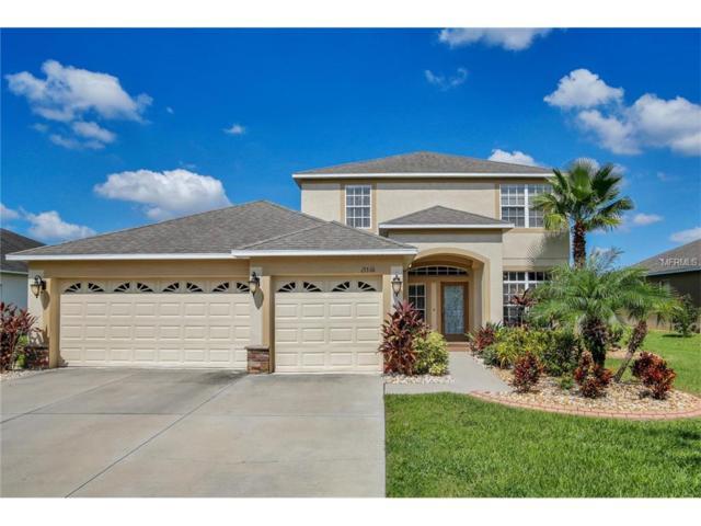 13310 Graham Yarden Drive, Riverview, FL 33579 (MLS #T2898972) :: The Duncan Duo & Associates