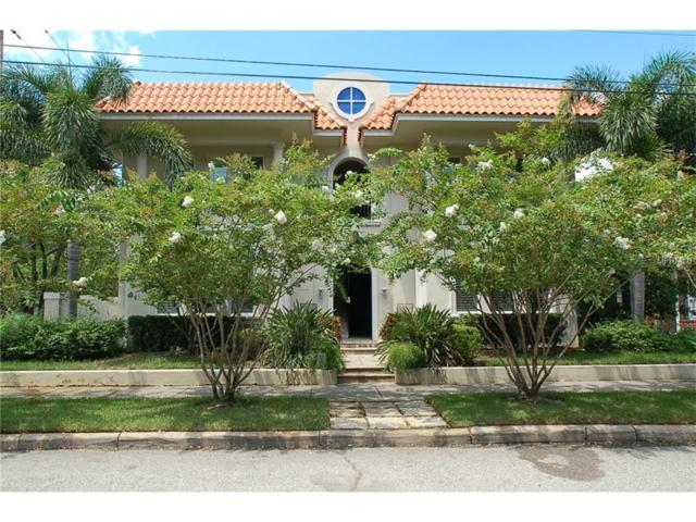 1731 W Watrous Avenue #202, Tampa, FL 33606 (MLS #T2899059) :: The Duncan Duo & Associates