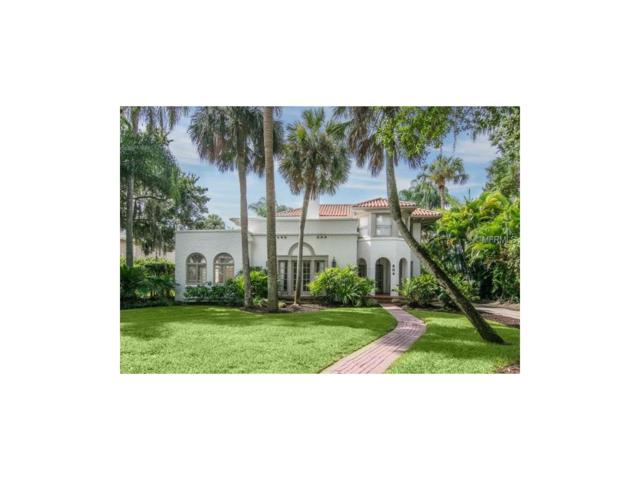 804 S Bayside Drive, Tampa, FL 33609 (MLS #T2899125) :: The Duncan Duo & Associates