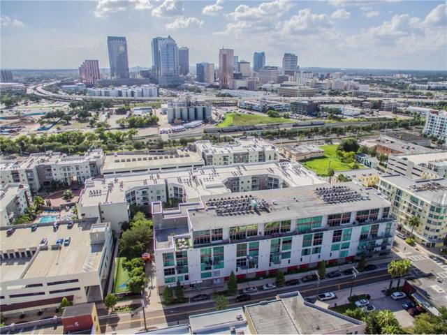 101 S 12TH Street #409, Tampa, FL 33602 (MLS #T2899150) :: Griffin Group