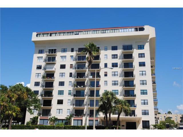 2109 Bayshore Boulevard #206, Tampa, FL 33606 (MLS #T2899304) :: The Duncan Duo & Associates