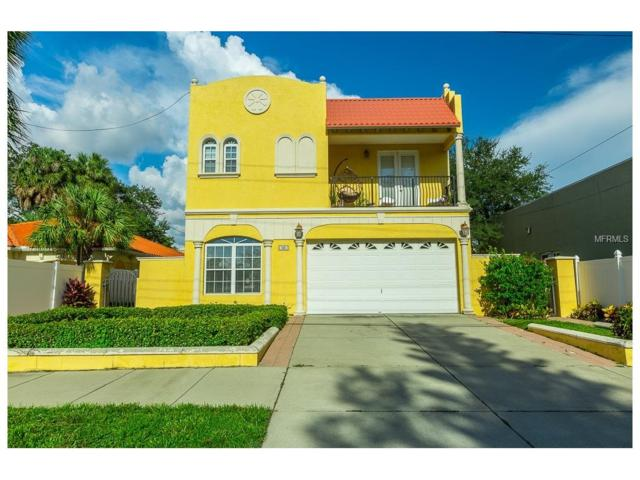 116 S Fremont Avenue #1, Tampa, FL 33606 (MLS #T2899371) :: The Duncan Duo & Associates