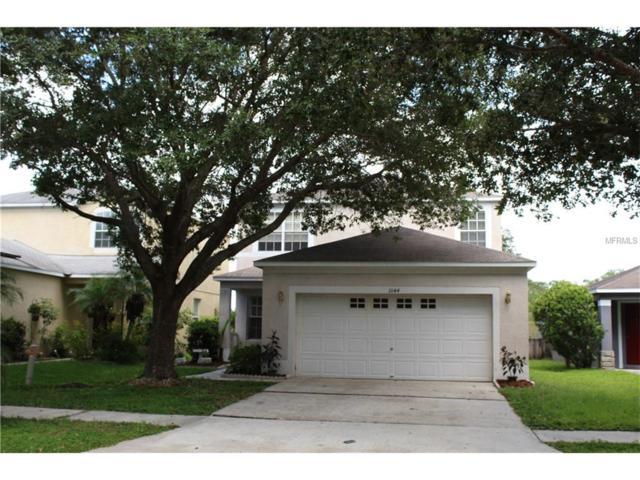 1044 Lake Shore Ranch Drive, Seffner, FL 33584 (MLS #T2899433) :: Arruda Family Real Estate Team