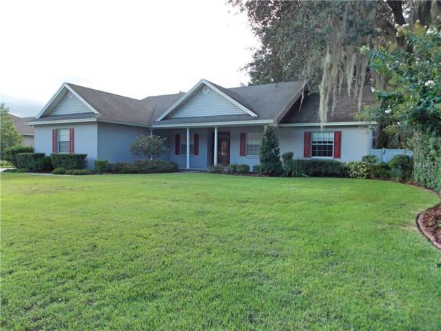 6522 Bristol Oaks Drive, Lakeland, FL 33811 (MLS #T2899500) :: White Sands Realty Group