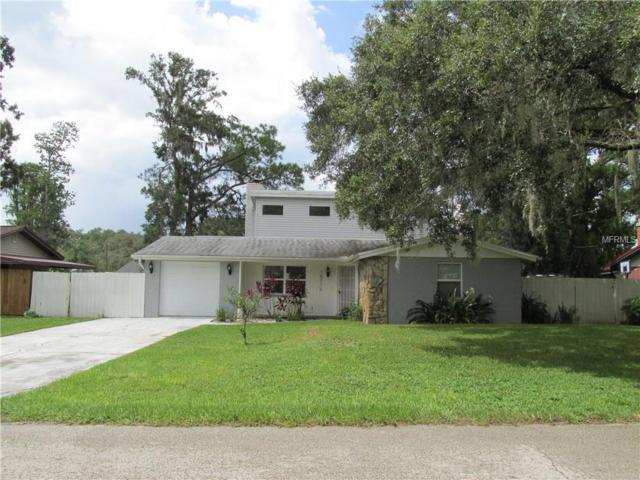18710 Lakeshore Drive, Lutz, FL 33549 (MLS #T2899691) :: The Duncan Duo & Associates