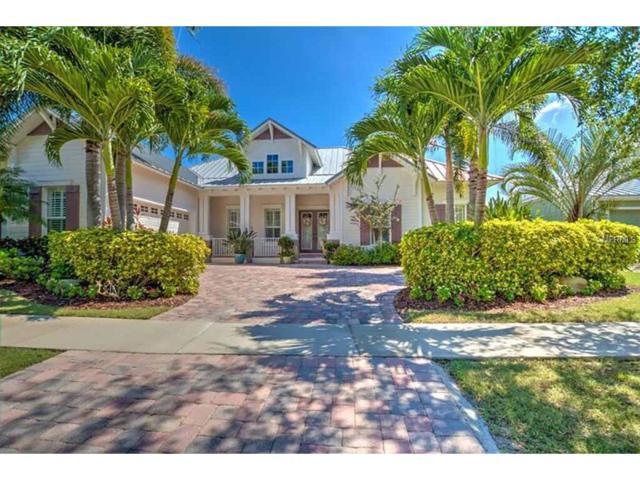 607 Manns Harbor Drive, Apollo Beach, FL 33572 (MLS #T2899877) :: The Duncan Duo & Associates