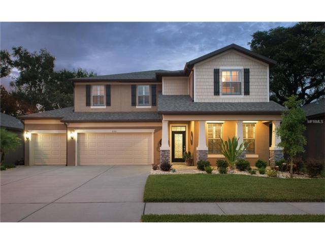 2126 Landside Drive, Valrico, FL 33594 (MLS #T2900092) :: Griffin Group