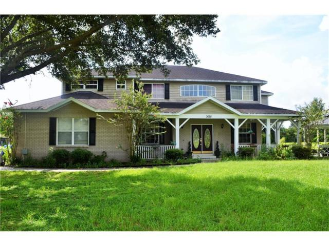 3628 Sally Parrish Trail, Valrico, FL 33596 (MLS #T2900168) :: Griffin Group