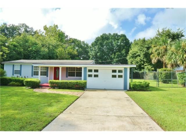 916 W Marler Street, Lakeland, FL 33805 (MLS #T2900265) :: Gate Arty & the Group - Keller Williams Realty