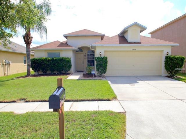 1620 Marumbi Court, Wesley Chapel, FL 33544 (MLS #T2900269) :: Griffin Group