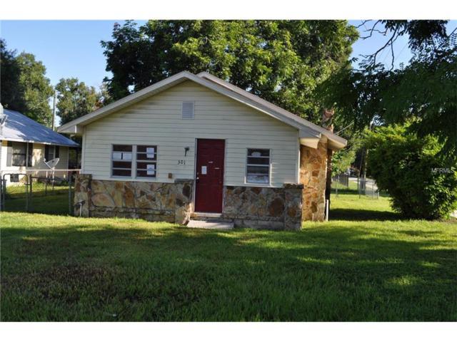 301 8TH Street, Mulberry, FL 33860 (MLS #T2900319) :: Arruda Family Real Estate Team