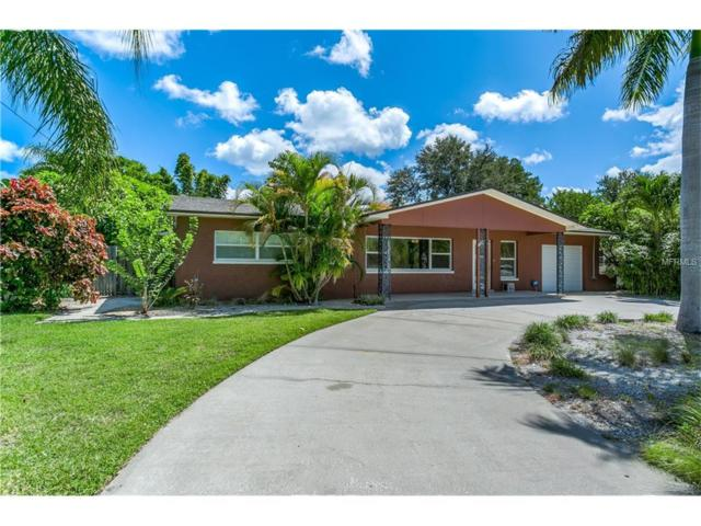 496 39TH Avenue, St Pete Beach, FL 33706 (MLS #T2900450) :: Gate Arty & the Group - Keller Williams Realty