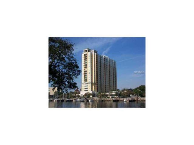 345 Bayshore Boulevard #1806, Tampa, FL 33606 (MLS #T2900540) :: Gate Arty & the Group - Keller Williams Realty