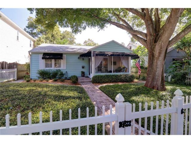 535 25TH Avenue N, St Petersburg, FL 33704 (MLS #T2900583) :: Gate Arty & the Group - Keller Williams Realty